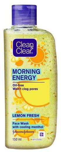 Clean & Clear Morning Energy - Lemon Fresh 150 ml