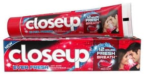 Close Up Ever Fresh Red Hot Gel Toothpaste 150 Gm