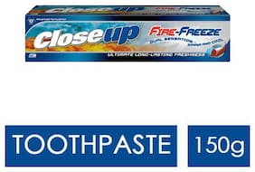 Close Up Tooth Paste - Fire Freeze 150g