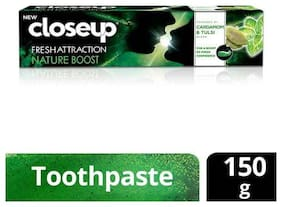 Closeup Toothpaste - Fresh Attraction Nature Boost Gel 150 g