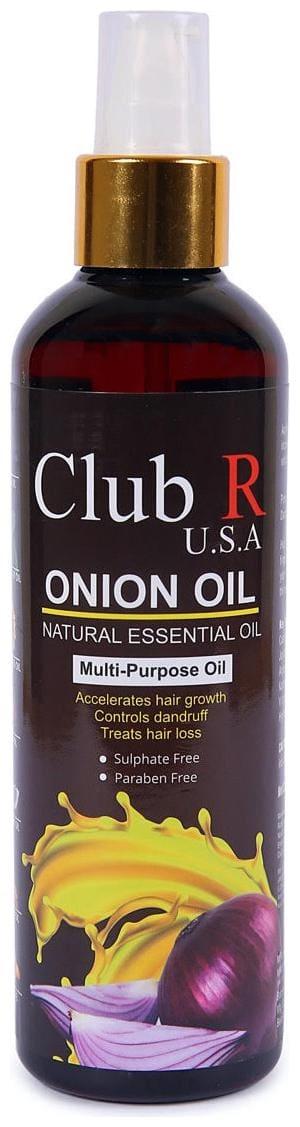 Club R U.S.A Onion Hair Oil-250ml