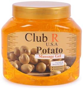 Club R U.S.A Potato Massage Gel-500g