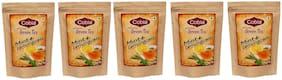 Cobia Green Tea(Mint + lemongrass ) 100g leaves pack of 5