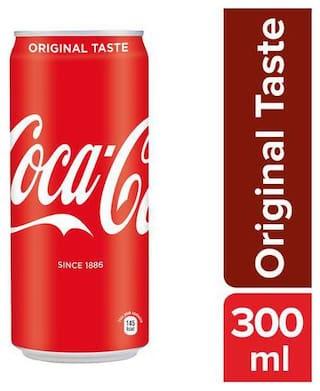Coca Cola Soft Drink 300 ml