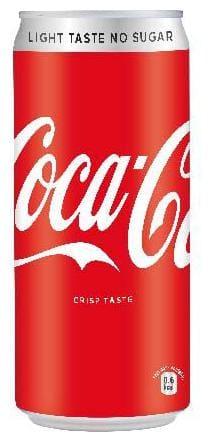 Coca Cola Soft Drink - Diet Coke 300 ml