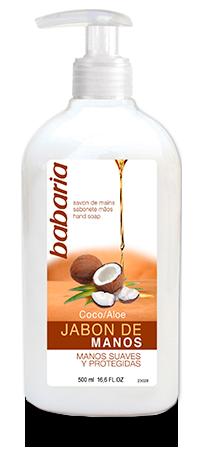 Babaria Coco & Aloe Liquid Hand Wash
