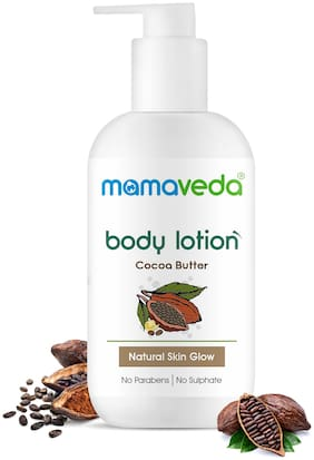 Mamaveda Cocoa  Butter  Body Lotion