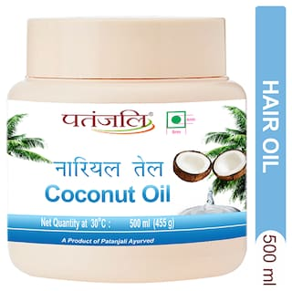 Patanjali Coconut Oil 200 ml