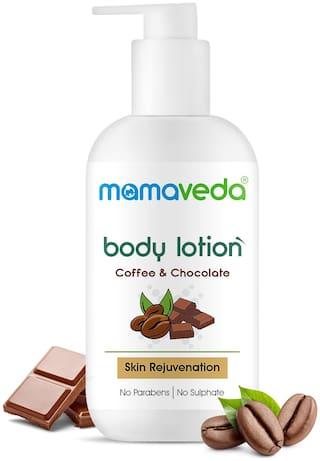 Mamaveda Coffee and Chocolate body Lotion