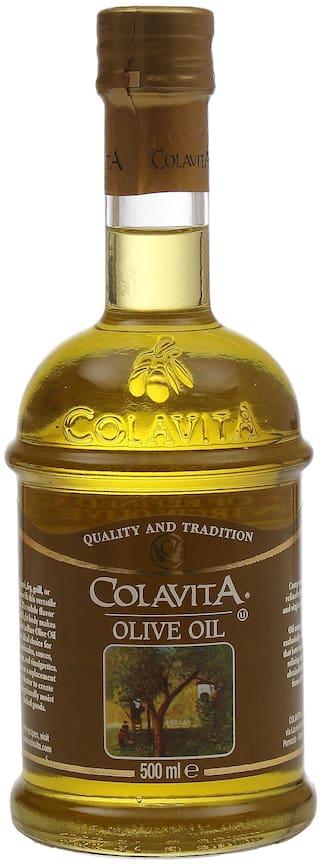 Colavita 100% Authentic Italian Naturally Pure Olive Oil 500 ML