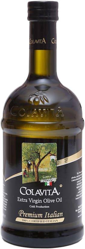 Colavita 100% Authentic Italian Extra Virgin Olive Oil 1 L