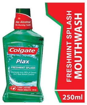 Colgate Plax Fresh Mint Mouthwash 250 ml