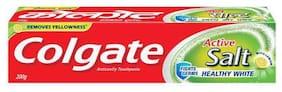Colgate Toothpaste Active Salt Healthy White  Salt & Lemon 200 g