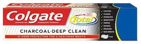 Colgate Toothpaste Charcoal  Deep Clean 120 g
