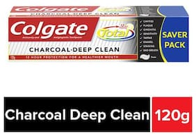 Colgate Toothpaste - Total Charcoal 120 g