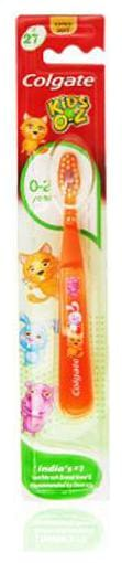 Colgate Toothbrush - Kids 0-2 Years 1 pc
