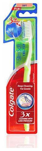 Colgate Toothbrush - SlimSoft  Tri-Tip 1 pc