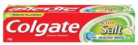Colgate Toothpaste Active Salt Healthy White  Salt & Lemon 200 Gm