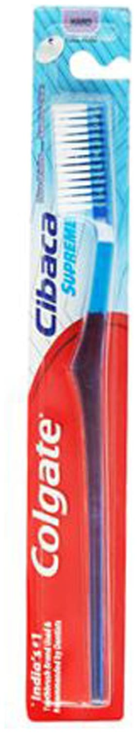 Colgate Toothbrush - Cibaca Supreme Full Head 1 pc