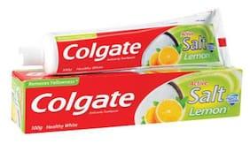 Colgate Toothpaste Active Salt Healthy White  Salt & Lemon 100 Gm