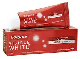 Colgate Toothpaste Visible White 100 g