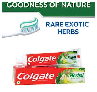 Colgate Toothpaste Herbal  Natural 200 g