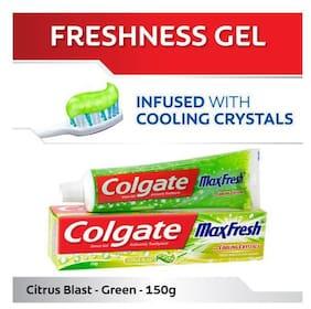 Colgate Toothpaste Maxfresh Citrus Blast Green 150 g