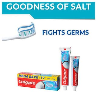 Colgate Toothpaste Active Salt Saver Pack  Salt & Minerals 300 g