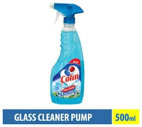 Colin Cleaner - Glass and Household (Ultra Shine Formula) 500 ml