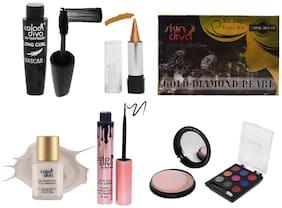 Color Diva & Skin Diva Beauty Make-Up Kit (CD-359) 355.5 g