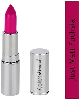 Color Fever Xtra Smooth Just Matte Lipstick - Fuchsia