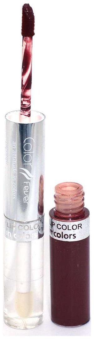 Color Fever 2 In 1 - 18 Hours Lasting Lip Gloss