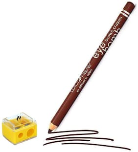 Color Fever Eye Brow Pencil - Brown With Sharpener