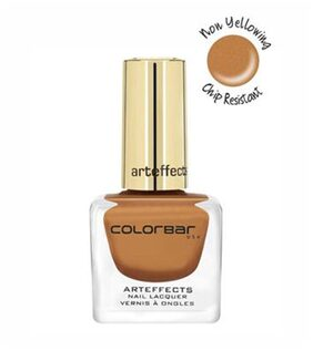 Colorbar Arteffects Nail Lacquer Sunset Gold-[008]