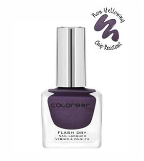Colorbar Flash Dry Nail Lacquer  Mad Over Mauve - 220