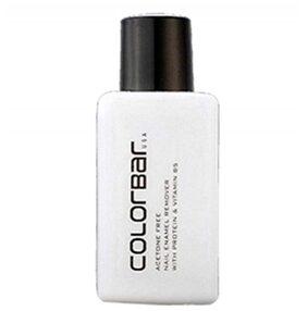 Colorbar Nail Polish Remover - 110 ml