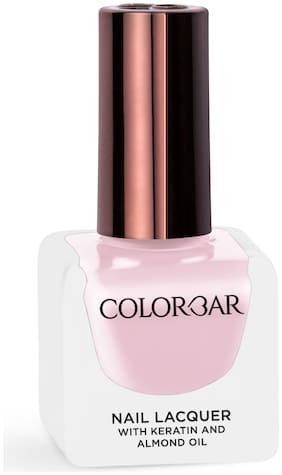 Colorbar Nail Lacquer-Cutie 12ml(Pink)