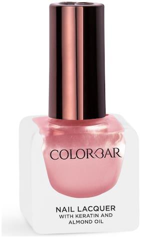 Colorbar Nail Lacquer-Ballet Pink 12ml(Pink)