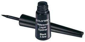 Colorbar Precision Waterproof Eyeliner (With Shiny Silver Cap) ;2.5  ml