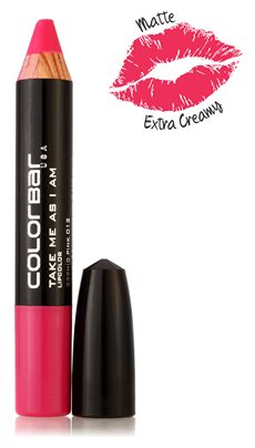 Colorbar Take Me As I Am Orchid Pink-012 ;3.94 Gm