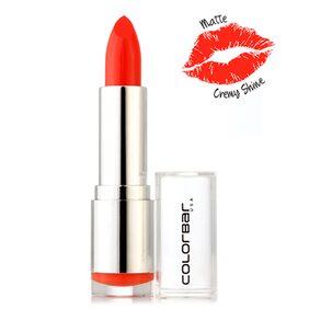 Colorbar Velvet Matte Lipstick Obsessed Orange-060 ;4.2 Gm