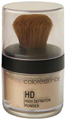 Coloressence High Defination Loose Powder Ivory Beige Fp2 Nude 10 gm (Pcak Of 1)