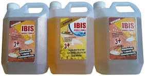 COMBO PACK 2 L DISHWASH LIQUID CONCENTRATE -LEMON PERFUME & 1 L FLOOR CLEANING CONCENTRATE -NIDHI LIME PERFUME . TOTAL 3 L