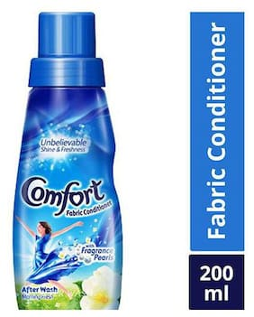 Comfort After Wash Morning Fresh Fabric Conditioner 200 ml