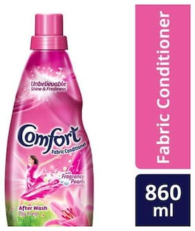 Comfort After Wash Lily Fresh Fabric Conditioner 860 ml