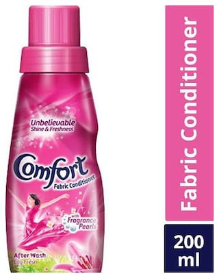 Comfort After Wash Lily Fresh Fabric Conditioner 200 ml