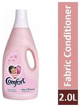 Comfort Fabric Softener - Pink Rose  Imported 2 L
