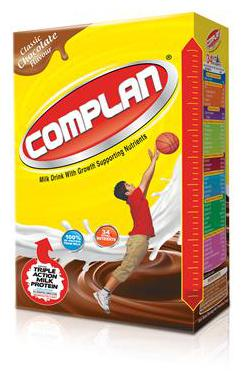 Complan Classic Chocolate Flavour  750 gm Refill pack