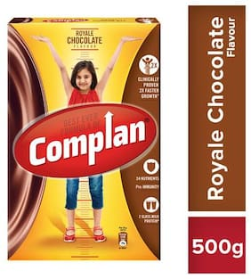 Complan Growth Drink Mix - Royale Chocolate Flavour 500 g