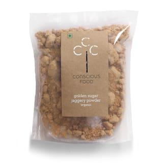 Conscious Food Golden Sugar 500g